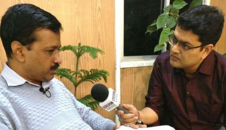 Kejriwal-BBC