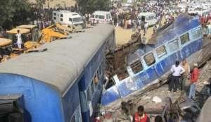 कानपुर के पास इंदौर-पटना ट्रेन हादसे में ISI की साज़िश का शक, 6 गिरफ़्तार