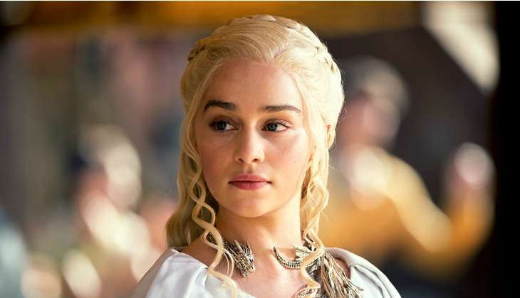 'Game of Thrones' actress Emilia Clarke has joined the Han Solo movie
