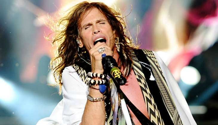 Aerosmith lead, Steven Tyler, to receive humanitarian award for his charity helping abused kids