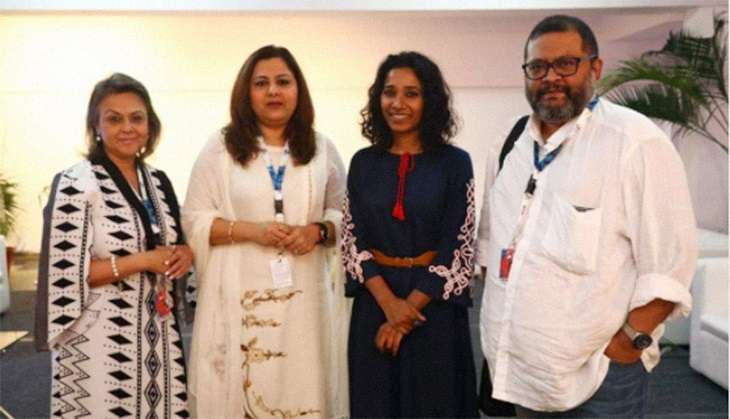 Actors must say no to trash: Tannishtha Chatterjee rejects 100cr club at IFFI 2016