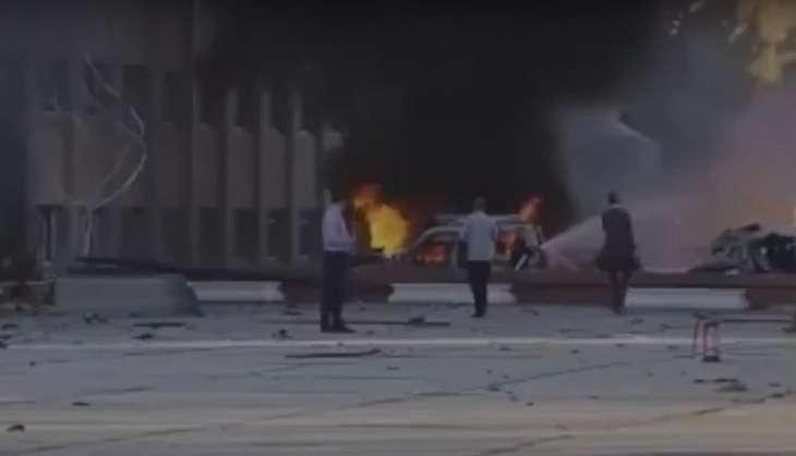 Turkey: 2 dead, 16 injured in car explosion outside govt building in Adana