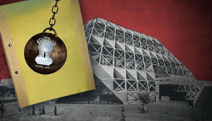 Why razing Hall of Nations and Nehru Pavilion will be a cultural disaster