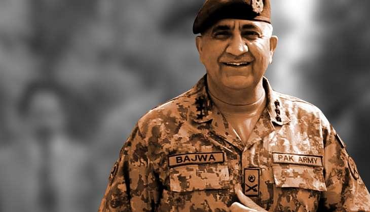 Qamar Bajwa new Pak army chief
