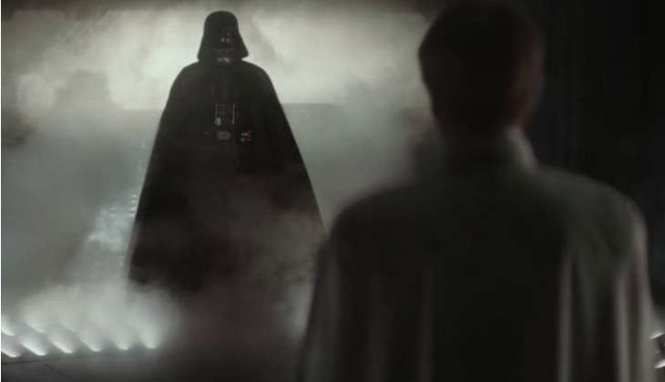 Darth Vader and K-2SO show up in the new Rogue One: A Star Wars Story trailer