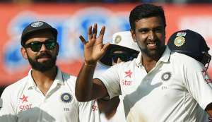 India vs England Test: Ravichandran Ashwin's 57 power hosts to 271/6 at end of second day