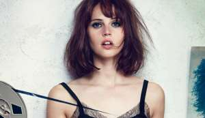 Felicity Jones asks for 'equal pay for equal work', just like centuries of women before her