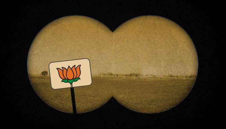 Congress asks its state govts to probe BJP land deals