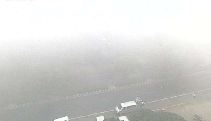 Low visibility due to dense fog: 3 killed, 6 injured in road accidents in UP; flights, trains delayed