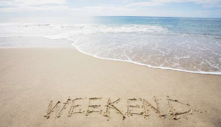 How making fun weekend plans can actually ruin you