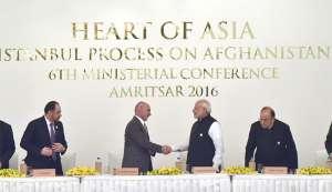 Terror dominates Heart of Asia meet, Amritsar Declaration turns up heat on Pak