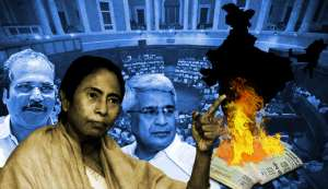 Mamata wants CPI(M) & Congress support against note ban. They refuse