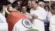 Jayalalithaa passes away: Always admired her courage, dynamism, wisdom, says Venkaiah Naidu