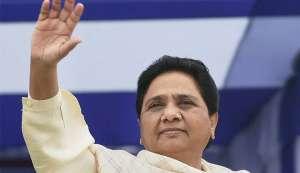 'BJP demolished Babri Masjid on Dec 6 to insult Ambedkar': Mayawati