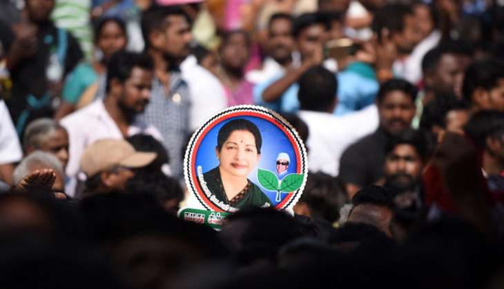 Lakhs bid adieu as Jayalalithaa is laid to rest. Now, it's back to politics