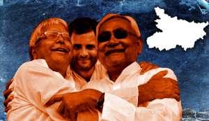 Nitish climbs down on note ban: all's well in Bihar's Mahagathbandhan