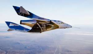 In pictures: Virgin Galactic spaceship VSS Unity carries out successful glide flight