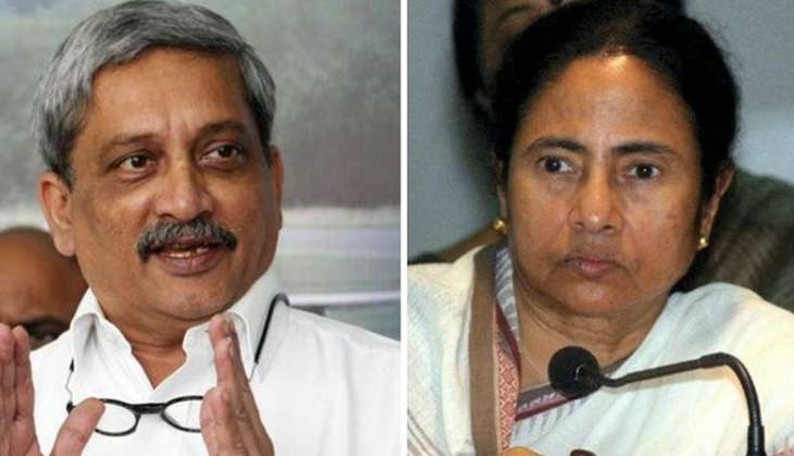 Army deployment in Bengal: Mamata flays Parrikar for 'near-defamatory' letter