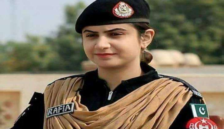 year from khyber pakhtunkhwa becomes first woman join
