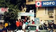 Gurugram police registers case against HDFC cashier for converting black money