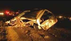 Kenya: At least 30 people killed as petrol tanker crashes, explodes