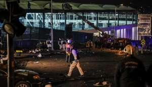At least 38 killed, 166 injured in twin blasts outside Besiktas football stadium in Istanbul