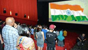 3 arrested for sitting through national anthem at Chennai Int'l Film Festival