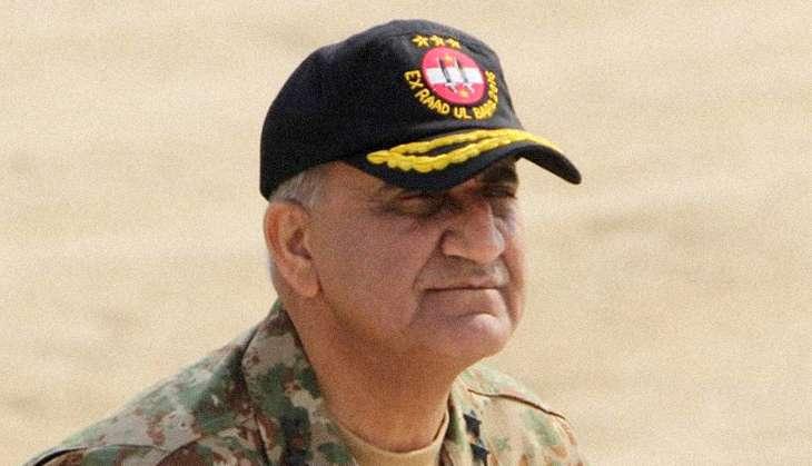 General Qamar Javed Bajwa AFP Photo/SS Mirza