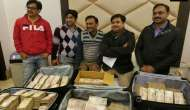 Delhi: 5 detained as IT dept seizes over Rs 30 crore in old notes at Karol Bagh hotel