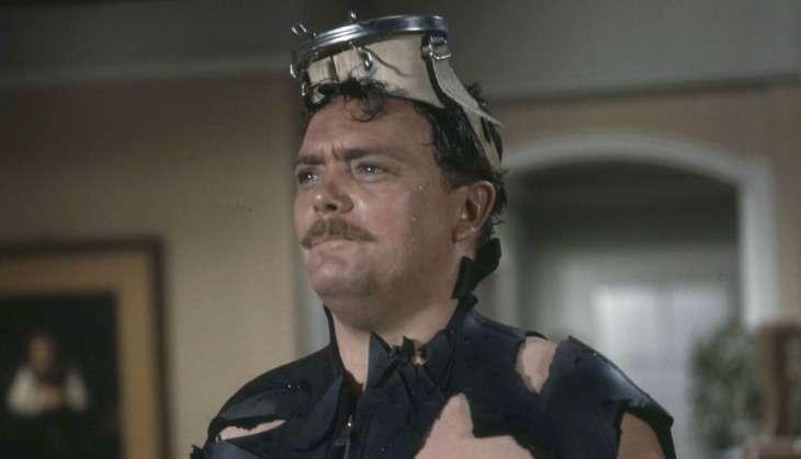 Bewitched actor Bernard Fox dies at 89