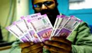 RBI had merely Rs 4.94 lakh cr in Rs 2ooo notes till 8 Nov, reveals RTI