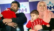 Bengaluru: 8-month-old Pakistani boy becomes youngest bone marrow donor in India