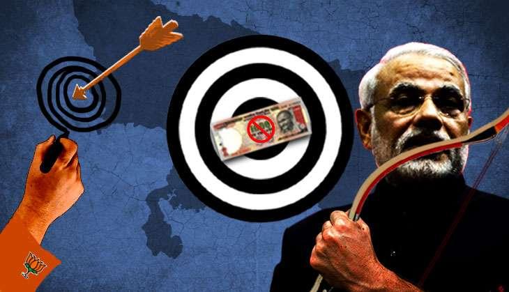 BJP struggles to defend Modi note ban