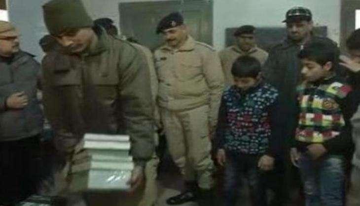 CRPF helps restore a school in strife-torn Jammu and Kashmir