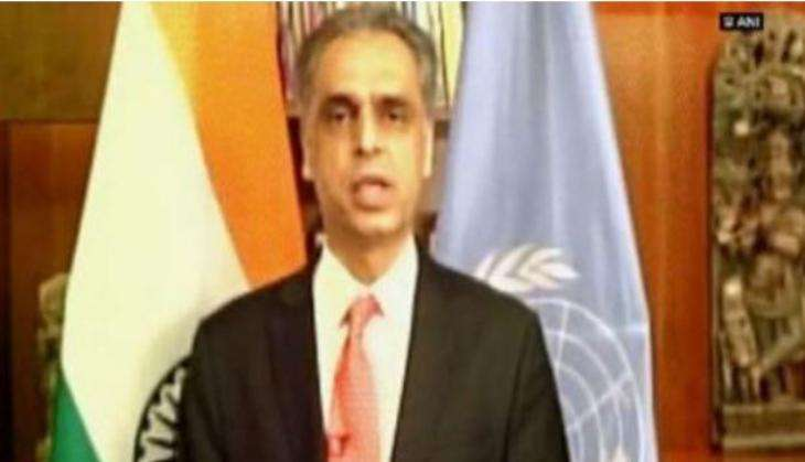 India's permanent representative at UN quotes Rumi to target Pakistan for supporting terrorism
