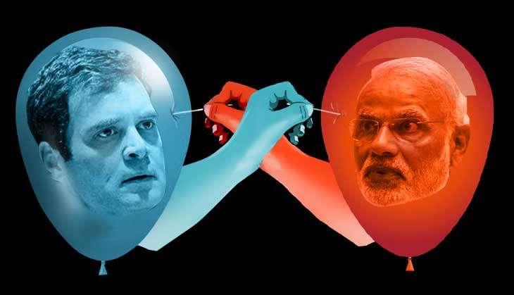Rahul accuses Modi of taking bribes from Birla & Sahara