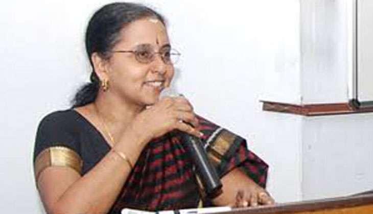 IT raids: Girija Vaidyanathan replaces RM Rao as Tamil Nadu's new Chief Secretary