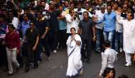 Mamata rushes another protest letter to Centre: withdraw CRPF deployed for tax raids