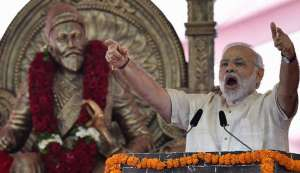 Shivaji statue destroyed fishermen. Maha govt jailed them instead of helping