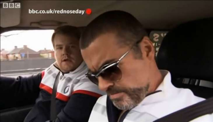 Internet refuses to 'let the sun go down' on George Michael's karaoke with James Corden