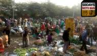 Left to rot: Note ban ruins wholesale vegetable, flower trade in Delhi