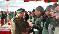 Army Chief General Dalbir Singh visits forward areas of Leh & Kashmir