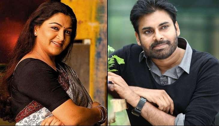 Khushboo to make her Telugu comeback with Pawan Kalyan
