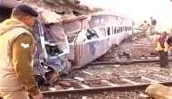 कानपुर: सियालदह-अजमेर एक्सप्रेस के 15 डिब्बे पटरी से उतरे, 2 की मौत, 60 ज़ख़्मी
