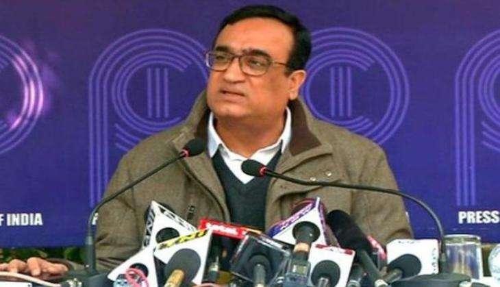 Kalmadi, Chautala as IOA lifetime presidents will dent India's image: Ajay Maken