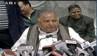 SP family fued: Mulayam Singh issues showcause notice against Akhilesh, Ram Gopal Yadav