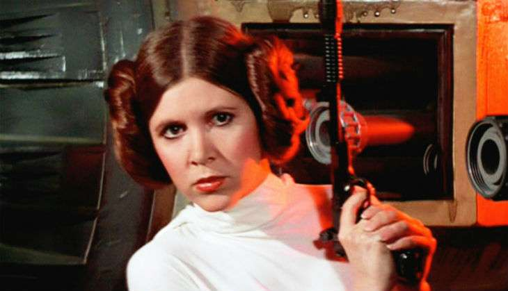 'Star Wars' not to recreate Carrie Fisher digitally