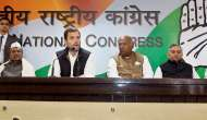 Congress kicks into high gear over note ban & corruption charges against Modi