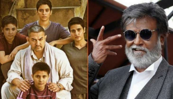 Record Alert : Dangal unseats Kabali to become the fastest Rs. 1 crore grosser at Cochin multiplexes