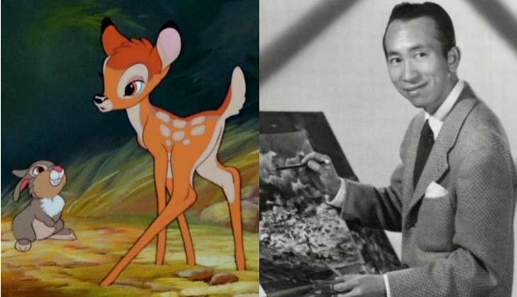 Chinese artist who inspired Disney's Bambi, dies at 106